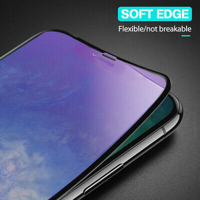 2x 6D Full Phone 11 Pro XS Max XR 8 7 Plus Screen Protector Tempered Glass Apple 7