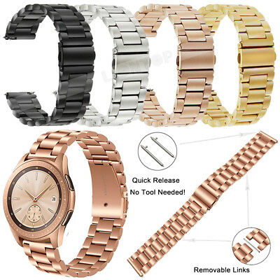22MM Replacement Leather/Steel/Nylon Wrist Watch Band Strap For Huawei watch GT 11