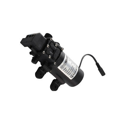 Portable 12V Car High Pressure Washer Water Pump Kit Jet Wash Cleaner Hose UK 3
