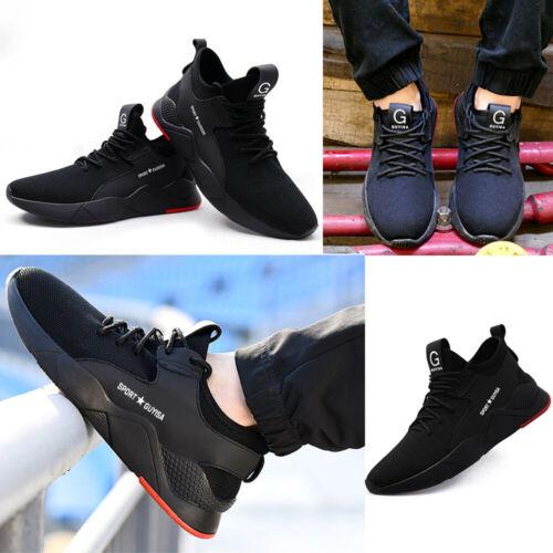 b4a3e3a1dd78 Chaussures de sécurité homme Chaussure de travail Bottes Baskets léger  39-45 DA 11 11 sur 11 Voir Plus