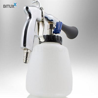 Bituxx Tornado Reinigungspistole Druckluft Wasser Kfz Auto PKW Waschpistole 1/4 4