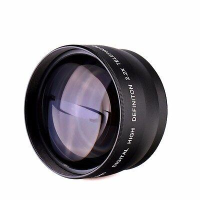 2.2X TELEPHOTO ZOOM LENS FOR Canon EOS SL1 T5 XI Rebel X7 T3 T4 T6 600D 650D XTI 2