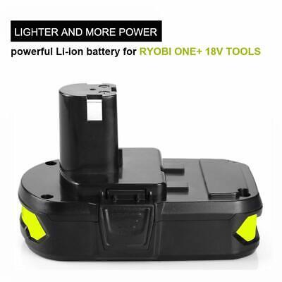 For RYOBI P107 2.5Ah 18V battery ONE+ MAX P104 Lithium P108 P105 P103 P102 P106 12