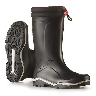 Mens Ladies Dunlop BLIZZARD Waterproof Wellingtons -15°C Mucker Derry Boots 2