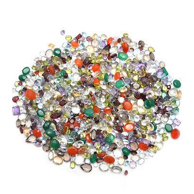 AAA Mixed Gems Semi Precious Loose Natural Gemstones Lots Faceted Cut (MX-60003) 4