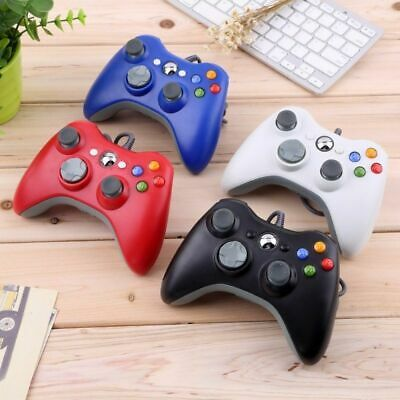 Wired / Wireless Game USB Controller Gamepad Joystick For Microsoft Xbox 360 &PC 6