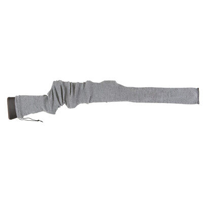 """(6) Allen Silicone Treated Knit Gun Socks Fits Up To 52"""" With Or Without Scope 2"""