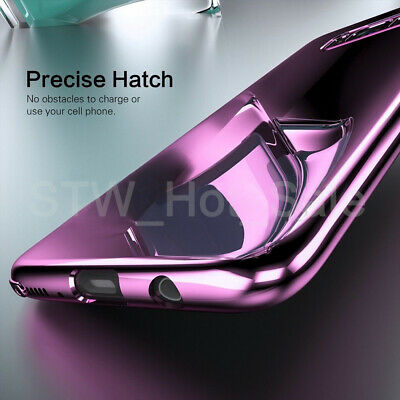 For Samsung Galaxy S8 S9 S10 N9 Plus 360° Shockproof Full Body Hybrid Hard Case 10