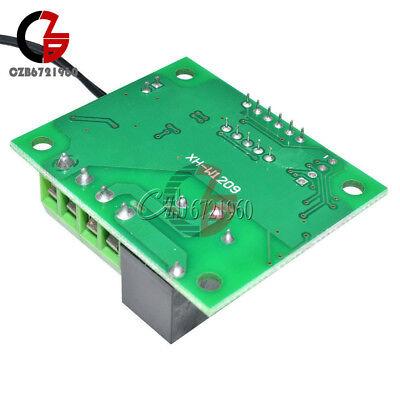 -50-110°C Red W1209 Digital thermostat Temperature Control Switch 12V + Sensor 9