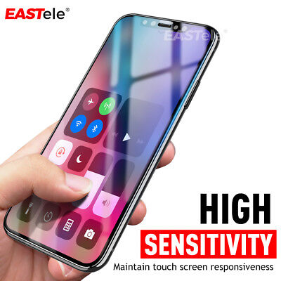 EASTele HYDROGEL AQUA FLEX Screen Protector Apple iPhone XS Max XR X 8 7 6s Plus 3