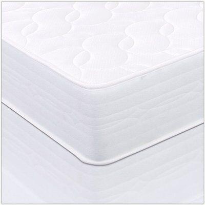 Materasso Matrimoniale 160X190 H25 Cm 9 Zone Differenziate 7 Cm Memory Foam Like 4