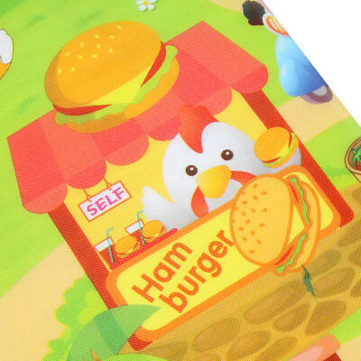 2mx1.8m Baby Kids Floor Play Mat Rug Picnic Cushion Crawling Mat Waterproof XXL 4