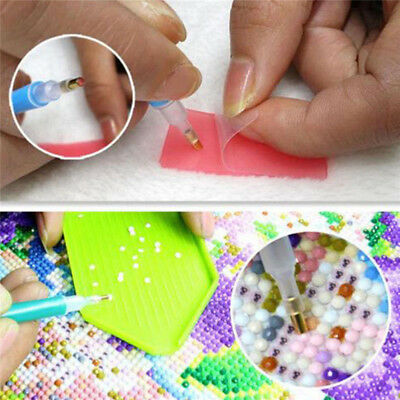 Full Drill DIY 5D Diamond Painting Embroidery Cross Craft Stitch Kit Decor AF 11