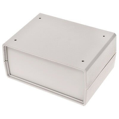 Enclosure 110x149x71MM Project Box Case PCB Housing in Black or Grey Vented KE3 4