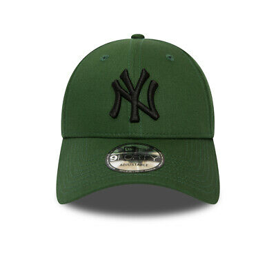 New Era New York Yankees Baseball Cap.9Forty Mlb Cotton League Essential Hat 9S2 3
