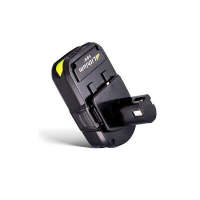 For RYOBI P107 2.5Ah 18V battery ONE+ MAX P104 Lithium P108 P105 P103 P102 P106 7