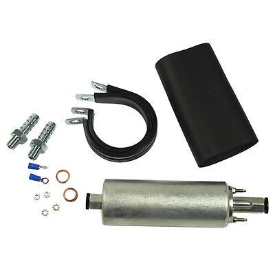 BRAND New Universal High Flow /& Pressure External Inline 255LPH Fuel Pump GSL392