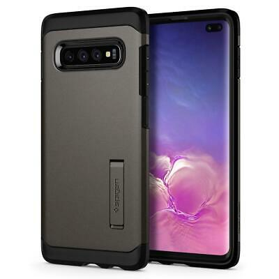 Samsung Galaxy S10 Plus S10e S9 S8 Case SPIGEN Tough Armor Shockproof Hard Cover 10