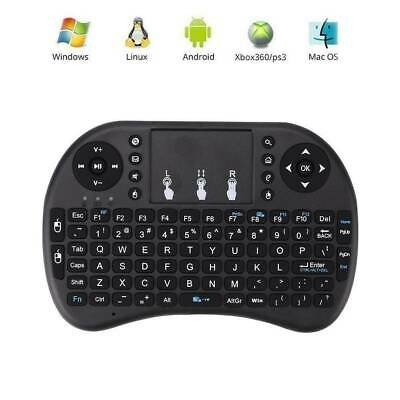 Wireless Mini Keyboard i8 Air Mouse Keypad Remote Control Android TV Box 3