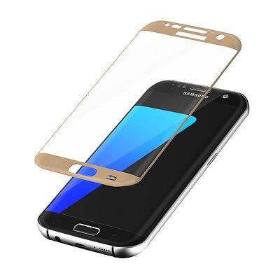 Vitre Protection VERRE Trempé Incurvé Film Ecran Samsung Galaxy S7 S8 Plus S9 3D 5