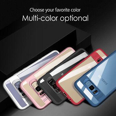 Samsung Galaxy Note 9 8 S8 S9 Plus Slim Case Luxury Cover Shockproof Bumper 6