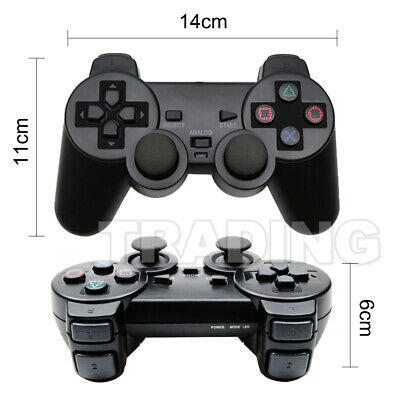 2x For PS2 PlayStation 2 Wire Cable Controller Dual Shock Gamepad Console Joypad 9