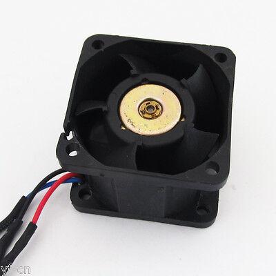 1pc DELTA AFB0412SHB 12V 0.35A DC Fan 40x40x15mm 4015 3wire High Speed 14.8CFM