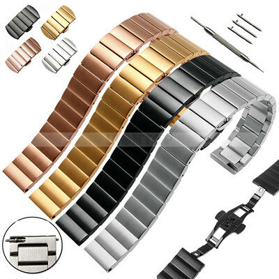 22MM Replacement Leather/Steel/Nylon Wrist Watch Band Strap For Huawei watch GT 5