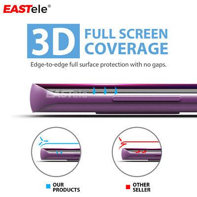 EASTele Samsung Galaxy S10 S9 S8 Plus Note 9 HYDROGEL AQUA Full Screen Protector 10