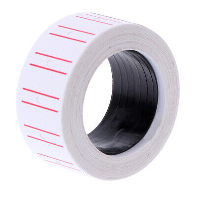 10 Rolls Price Pricing Label Paper Tag Tagging For MX-EOS5500 Labeller Gun 9
