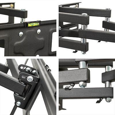 LCD LED TV Fernseher Wandhalter Wandhalterung neigbar schwenkbar 3D 32 - 65 Zoll