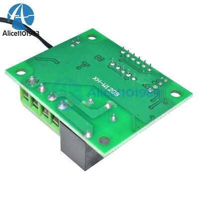 DC12V Red W1209 Digital thermostat Temperature Controler -50-110°C  + Sensor 6