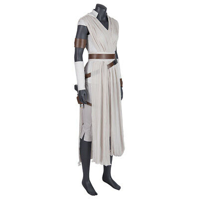 Rey Costume Star Wars The Rise Of Skywalker Cosplay Halloween Outfit 30 60 Picclick