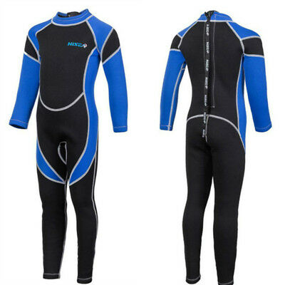 0a9fc9faba ... 2.5MM Neoprene Children Wetsuits Kids Swimwear Diving Suits Long  Sleeves Surfing 6