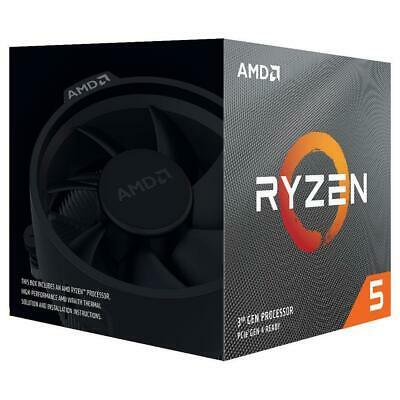 AMD Ryzen 5 3600 CPU 3.6 GHz 6 Core 12 Thread 32 MB Cache AM4 Desktop Processor 2