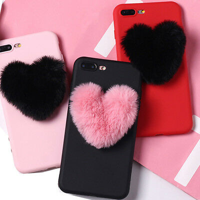F iPhone 11 Pro Max 8 Plus XS Max XR Girls Love Cute Protective Phone Case Cover 12