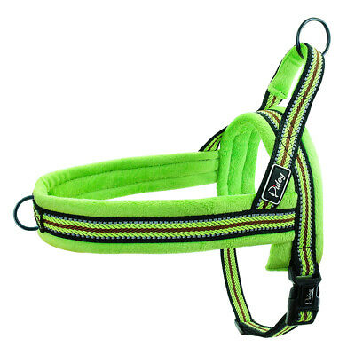 Reflective Dog Harness Pet No Pull Strap Vest Front Leading Walking Harness XS-L 5