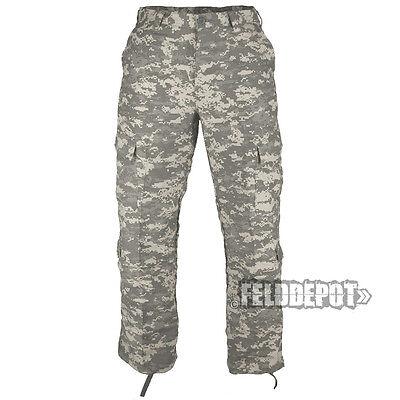 Airsoft US ACU AT Digital Feldhose Army UCP RipStop Tarnhose pants trousers Hose Medium Funsport