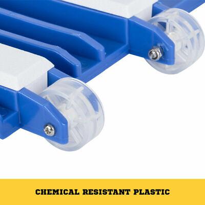 Flexible Vacuum Head Pool Spa Vac Wheels Flexible Frame Heavy Duty 4