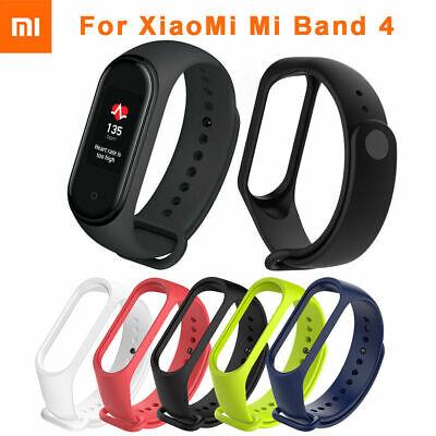 Para Xiaomi Mi Band 4 3 Pulsera de silicona Pulsera Reemplazo 60 Estilos LOTS ES 6