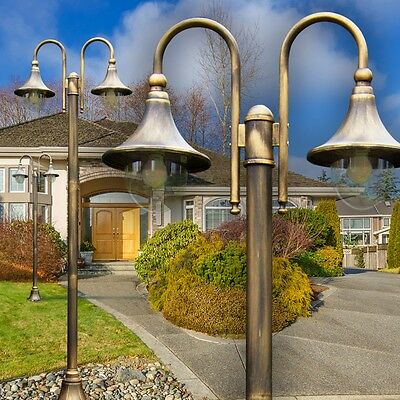 kandelaber wege lampe garten aussen steh leuchte stehlampe. Black Bedroom Furniture Sets. Home Design Ideas