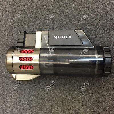 JOBON High-Capacity Triple Jet  Torch Gas Lighter for Pipe Cigar Cigarette Black 2