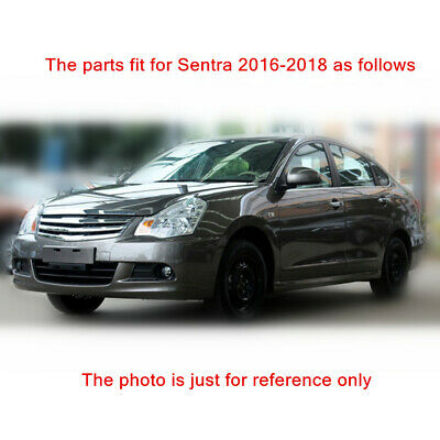 Door Opening Weatherstrip Seal Rubber Rear Right for Nissan SENTRA 2013-18 3
