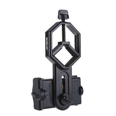 Spotting Scope Microscope Mount Bracket  for Phone Camera Adapter Univesal su 3
