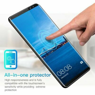 For Samsung Galaxy S10e S10+ Plus 9H Full Cover Tempered Glass Screen Protector 11