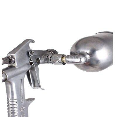 Mini Aerografo Bassa Pressione Serbatoio A Caduta Laterale 200Cc 0.5Mm Pistola 4