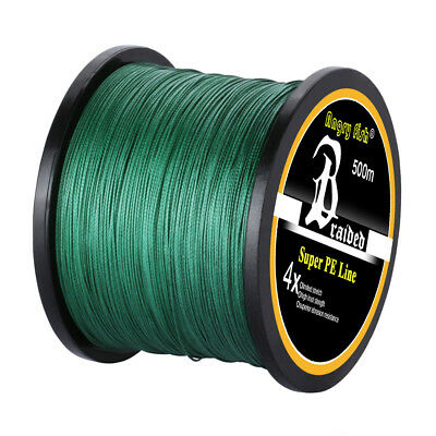 Super Strong PE Spectra Braided Fishing Line 4/8 Strands 300/500/1000M 12-100LB 8