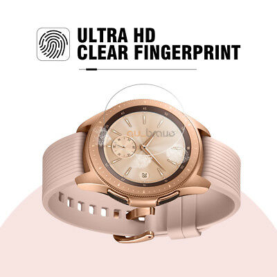 2x Samsung Galaxy Watch 46/42mm Scratch Resist Tempered Glass Screen Protector 4