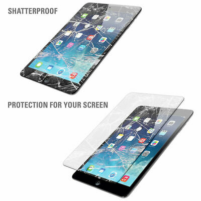 For Apple iPad Screen Protector 2 PACK Air 1 iPad Air 2 iPad 9.7 Tempered Glass 2