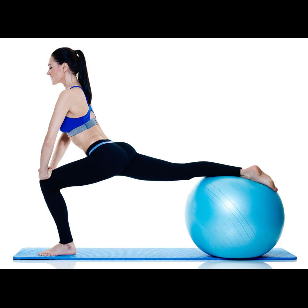 Palla Da Ginnastica Gonfiabile Per Esercizi In Palestra E Fitness Gym Ball 4139 4
